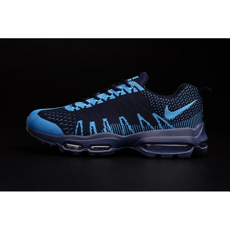 2969fb491a5c4 Best For Sale Men Running Shoes Nike Air Max 95 Flyknit SKU 34453-234 ...