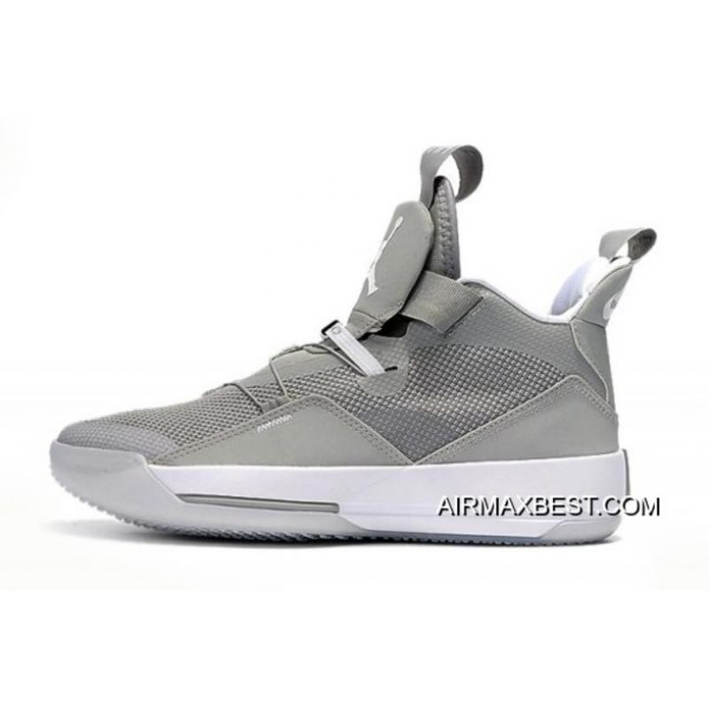6c4759795da Tax Free Air Jordan 33 XXXIII Cool Grey/White, Price: $88.66 - Nike ...