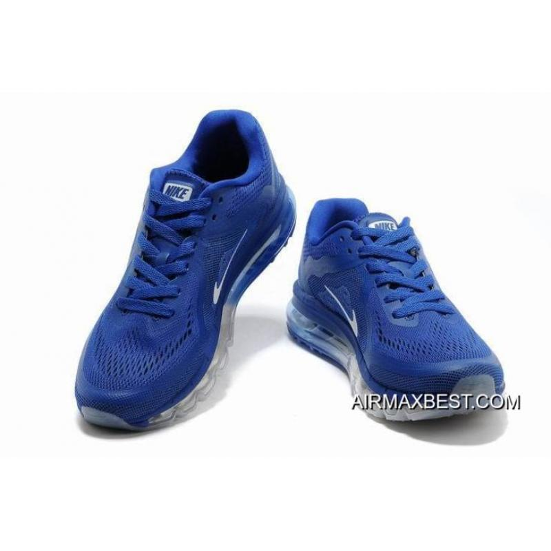 Best Latest Men Nike Air Max 2014 Running Shoe SKU:126860 240