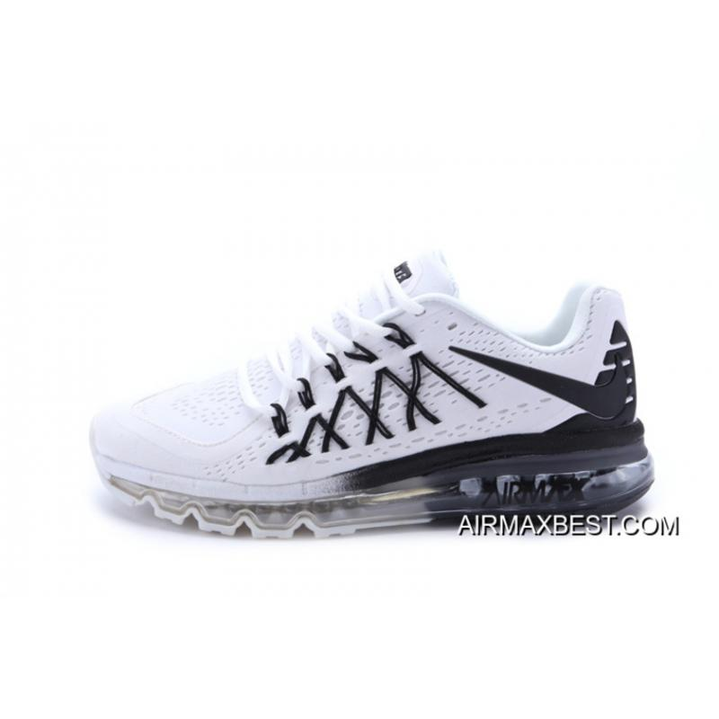 new concept b0621 e0e77 Men Nike Air Max 2015 Running Shoe SKU 67952-217 Best New Style ...