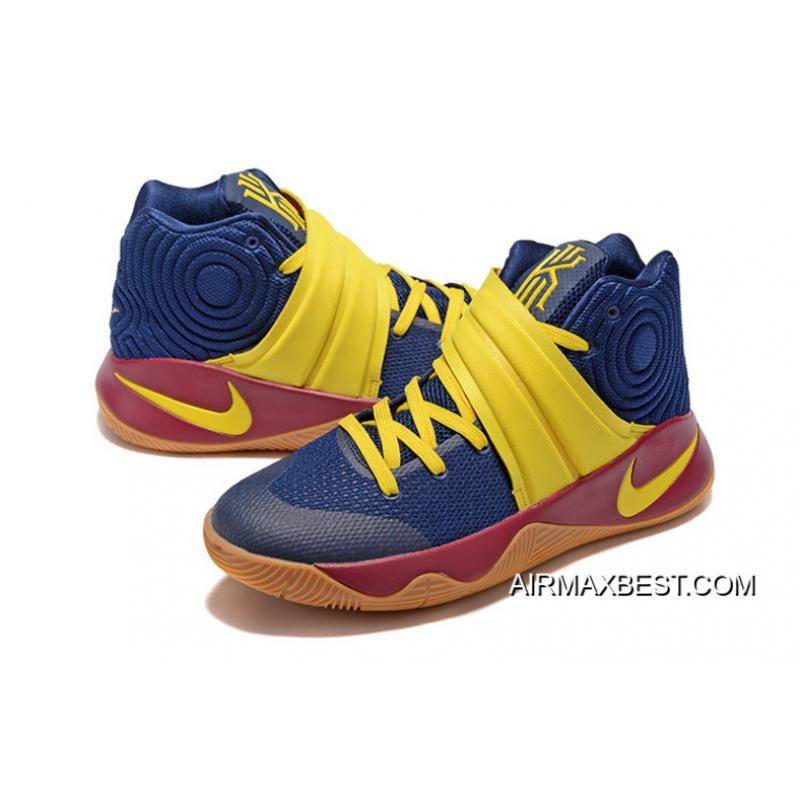 "newest collection 0d9f0 453ab ... Girls Nike Kyrie 2 ""Ky-reer High"" Outlet ..."