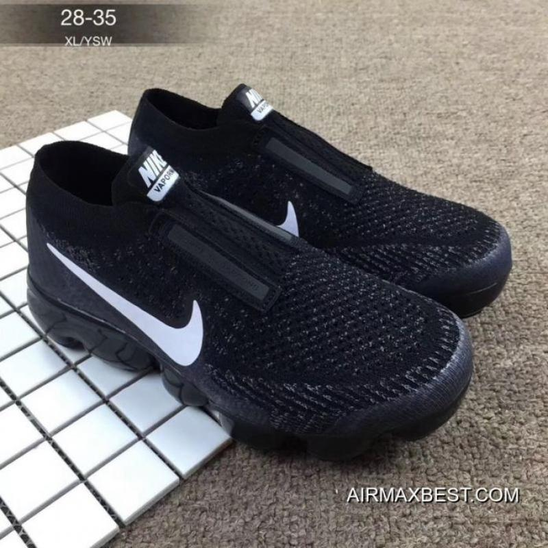 finest selection a703c 1fd46 Kids Nike Air VaporMax 2018 Flyknit Running Shoe SKU:82893-238 Best