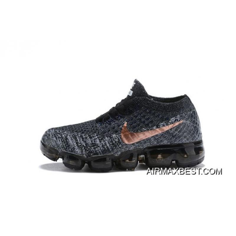 hot sale online a6dc1 bb9d4 New Release Kids Nike Air VaporMax 2018 Flyknit Running Shoe SKU:114698-284