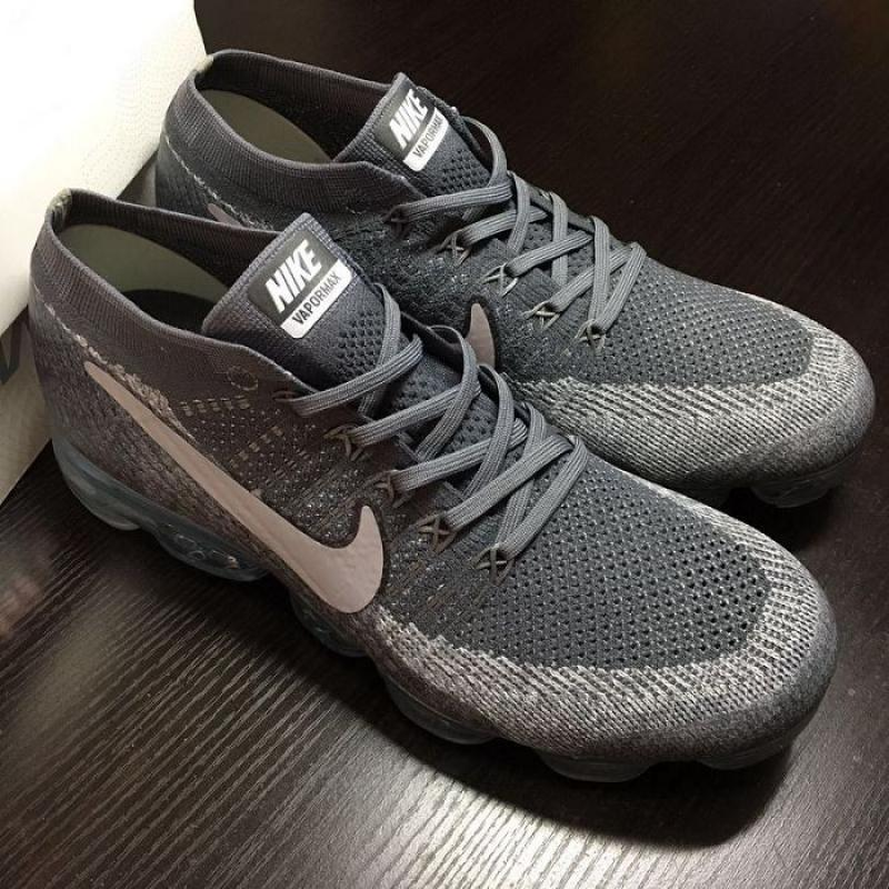 Men Nike 2018 Air VaporMax Running Shoes SKU 99678-206 Best New Year Deals  ... 8dd825d28