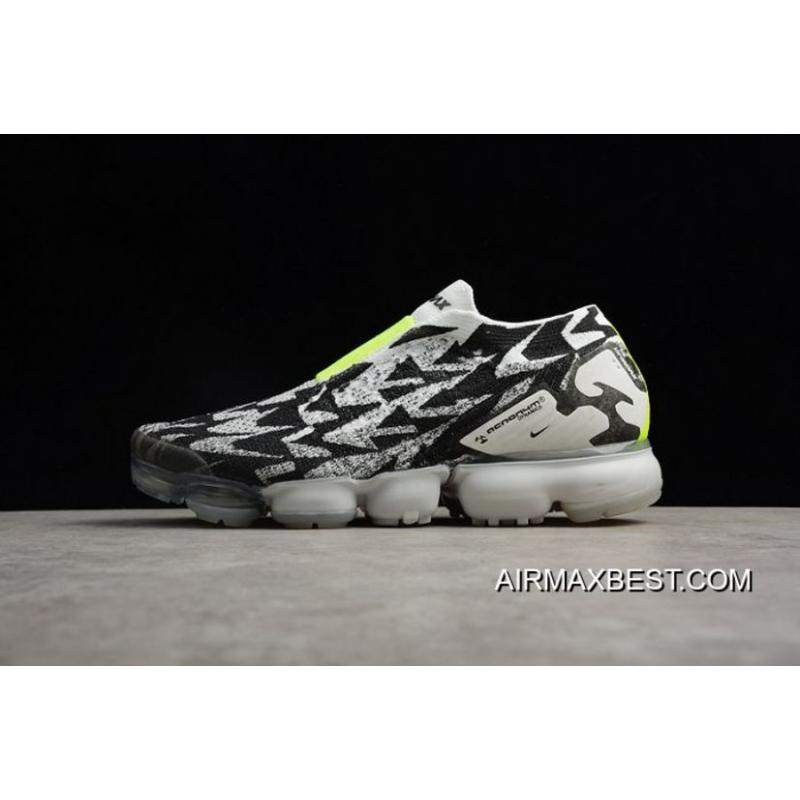 af3b6e19727 New Year Deals Men Acronym X Nike Air VaporMax Moc 2 Running Shoe  SKU 172586 ...