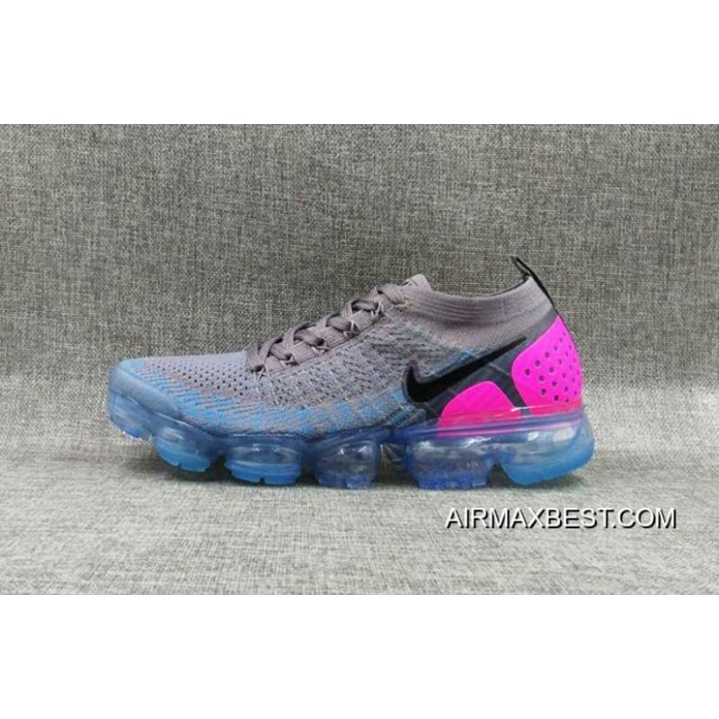 2fde57323 Free Shipping Men 2018 Nike Air VaporMax 2 Running Shoes SKU 194632-485 ...
