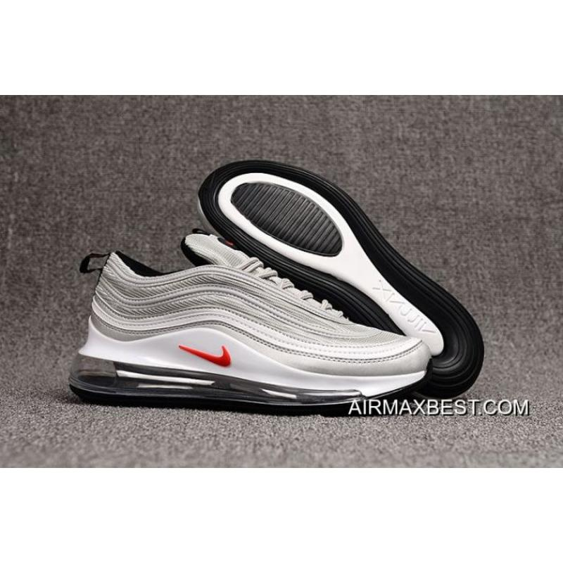 New Style Men Nike Air Max 97+720 Running Shoes SKU:115472 277
