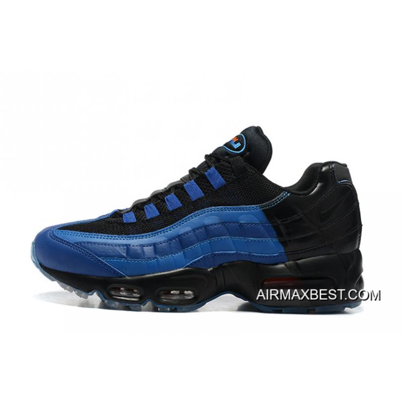 on sale 4fa98 4756d New Style Men Running Shoes Stussy X Nike Air Max 95 SKU:3017-228