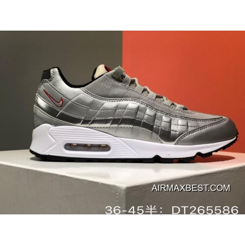 cheap for discount 9a9e2 f1fc0 Men Nike Air Max 95 Og Qs Running Shoes SKU 162060-376 Tax Free ...