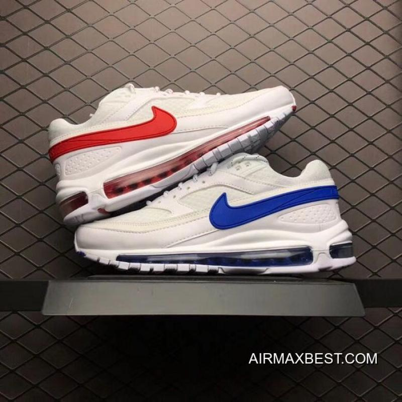 new styles c6b99 1e0a1 Men Skepta X Nike Air Max 97 / BW Running Shoe SKU:94760-320 Where To Buy