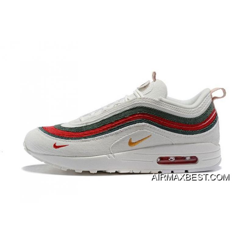 5990e0306b New Release Men Sean Wotherspoon Nike Air Max 97 Hybrid SKU:152062-321 ...