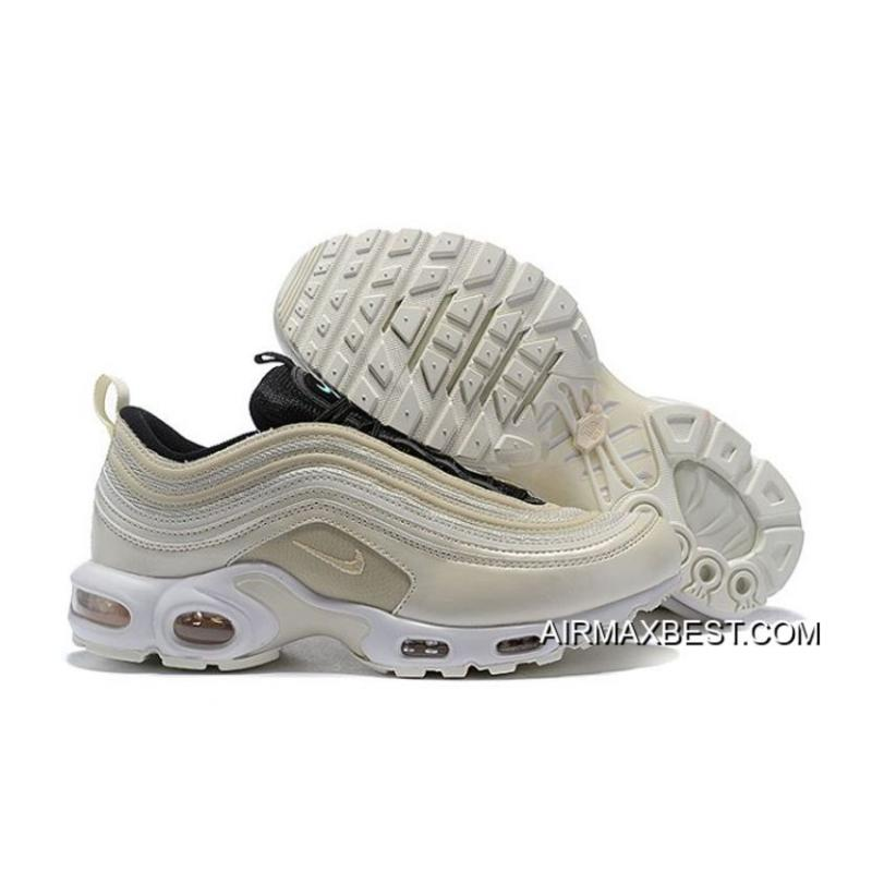 pretty nice 1eed9 78d1e New Style Men Nike Air Max Plus 97 Running Shoes SKU 16228-387 ...