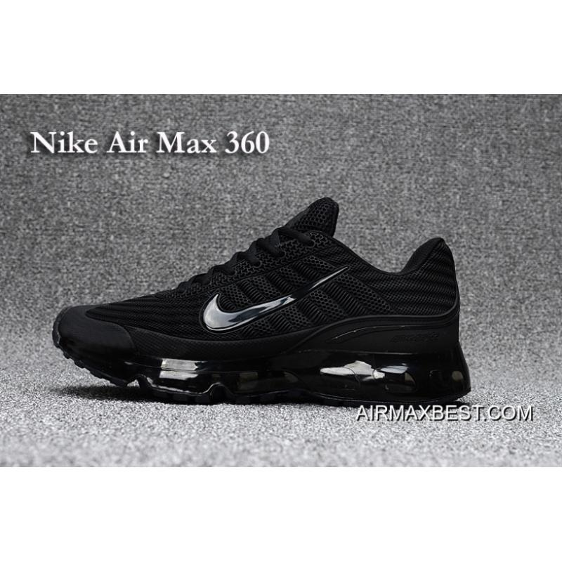 the latest f8673 74661 Men Nike Air Max 360 Running Shoes KPU SKU 141738-206 New Style ...