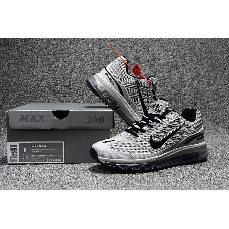 f4617a2718c24 ... Men Nike Air Max 360 Running Shoes KPU SKU 141782-214 Best For Sale ...