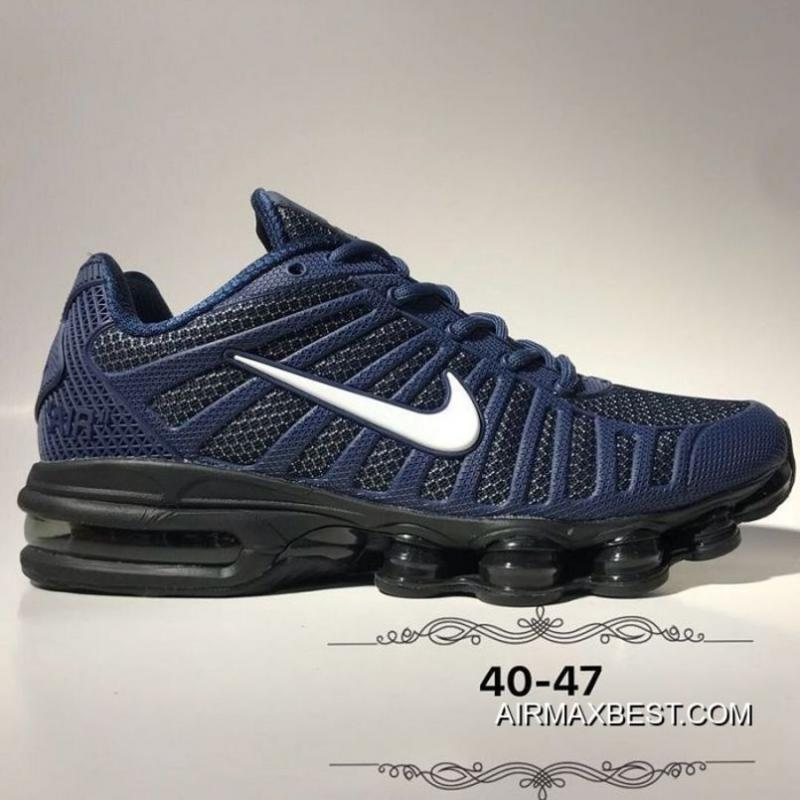big sale reputable site best cheap Men Nike Air Max Shox 2019 Running Shoes KPU SKU:13992-490 Latest ...