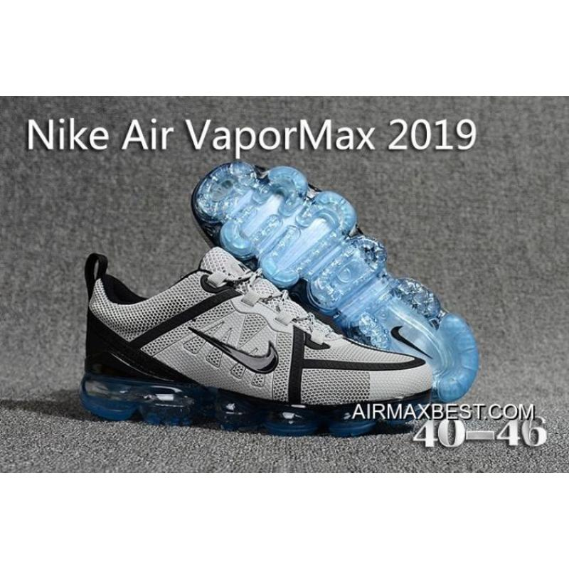 e1f0f3401565 Best New Style Men Nike Air VaporMax 2019 Running Shoes KPU SKU 92143-508  ...