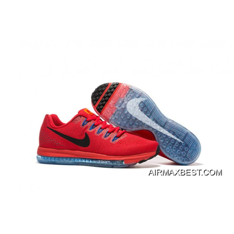 Men Nike Zoom All Out Flyknit Running