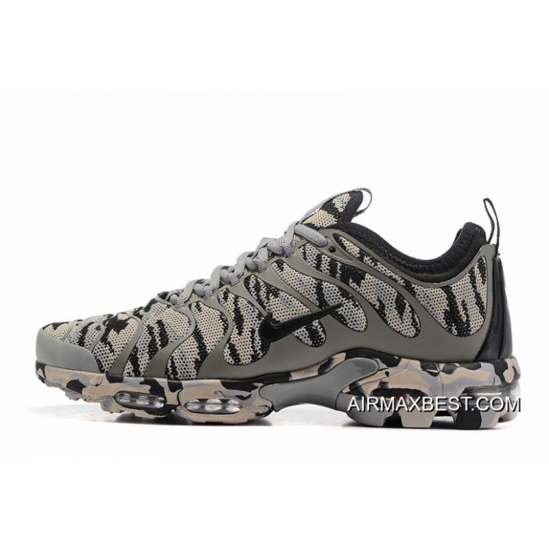 free shipping 7f26b 26650 Best Online Men Nike Air Max Plus TN Ultra Camouflage Running Shoe  SKU 3793- ...