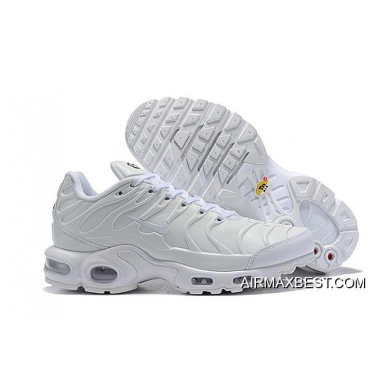 bdf295f72fd Men Nike Air Max TN Running Shoe SKU 100180-317 New Style ...