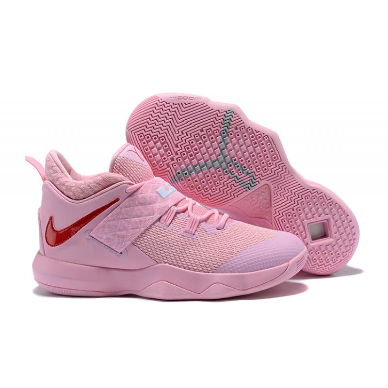 863a1d36c5b For Sale Nike LeBron Ambassador 10 'Kay Yow' Pink Red