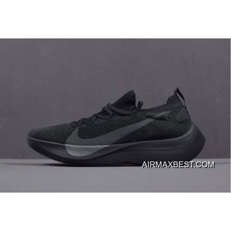 a672a33a9dcd7 Women Men Mens And WMNS Nike Vapor Street Flyknit Black Anthracite  AQ1763-001 ...