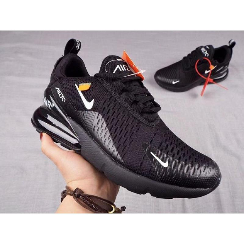 new product e8e8d 1773a Men OFF-WHITE X Nike Air Max 270 Running Shoe SKU:113748-267 Best