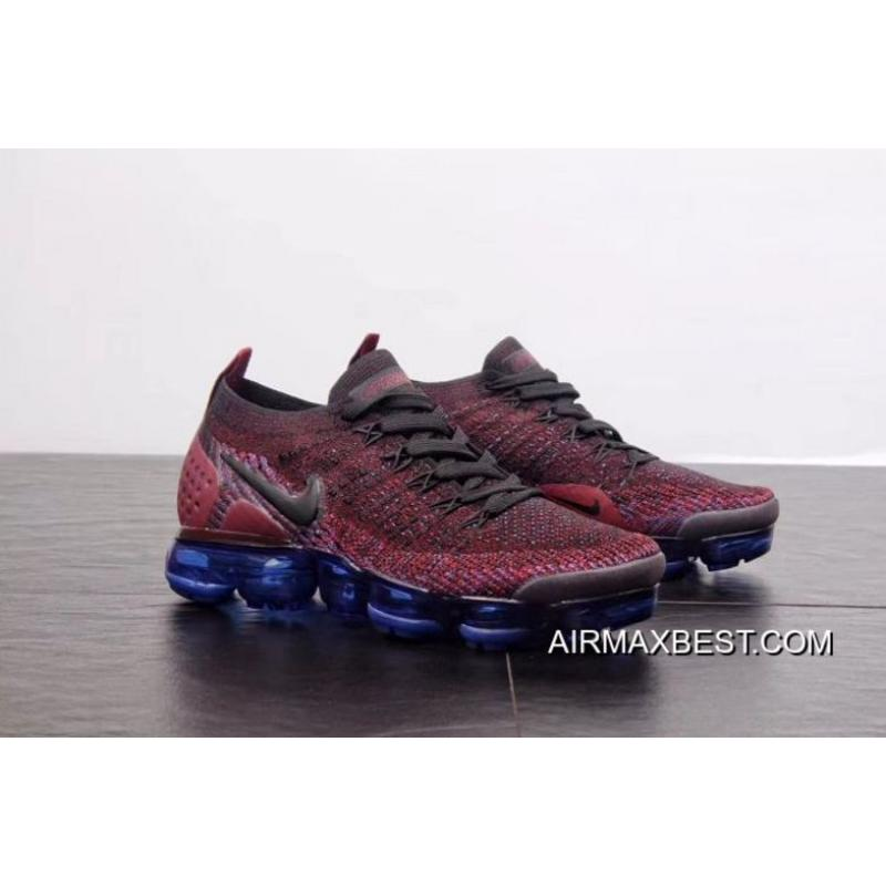 1389dc284af74 For Sale Women Nike Air VaporMax 2018 Flyknit Sneakers SKU 4703-304 ...