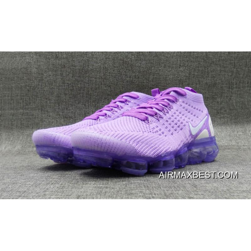 d6b9223b93b7 ... Latest Women Nike Air VaporMax Flyknit 2 Sneakers SKU 190705-371 ...