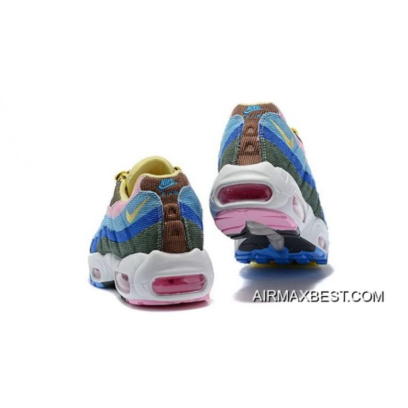 6385a7914a6b07 ... Best New Release Women Nike Air Max 95 Sneakers SKU 92085-239 ...