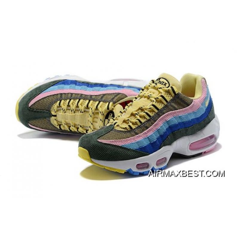 8a364651c7d504 ... Best New Release Women Nike Air Max 95 Sneakers SKU 92085-239