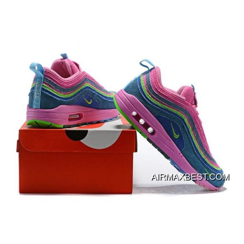 ... Best New Year Deals Women Sean Wotherspoon Nike Air Max 97 Hybrid  SKU 107422- ... d5161faf9f