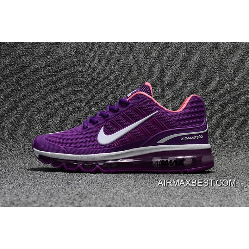 For Sale Women Nike Air Max 360 Sneakers KPU SKU:975-205