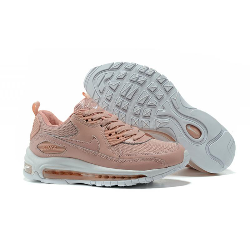 the latest 4a229 ce007 Best New Style Women Nike Air Max 90   97 Sneakers SKU 171623- ...