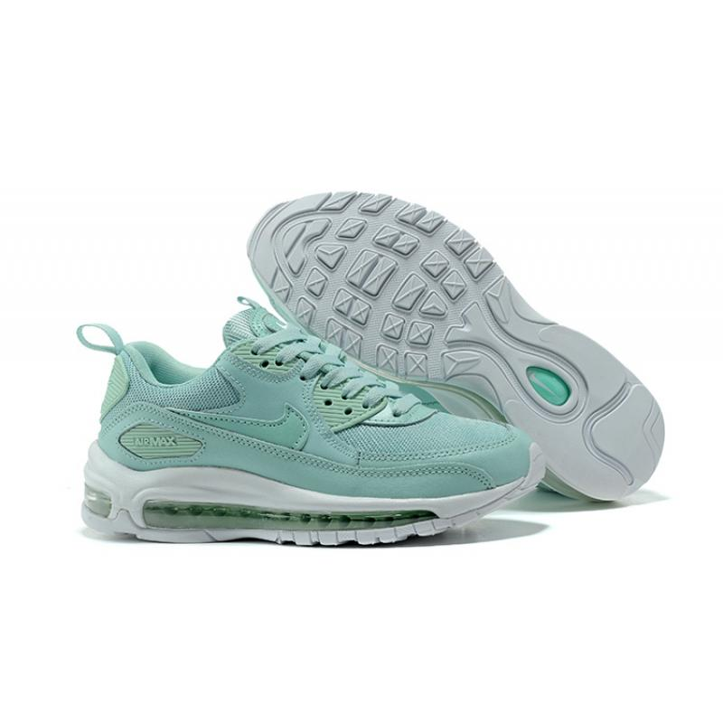 0a5c7482efb Best New Style Women Nike Air Max 90   97 Sneakers SKU 173638-215 ...