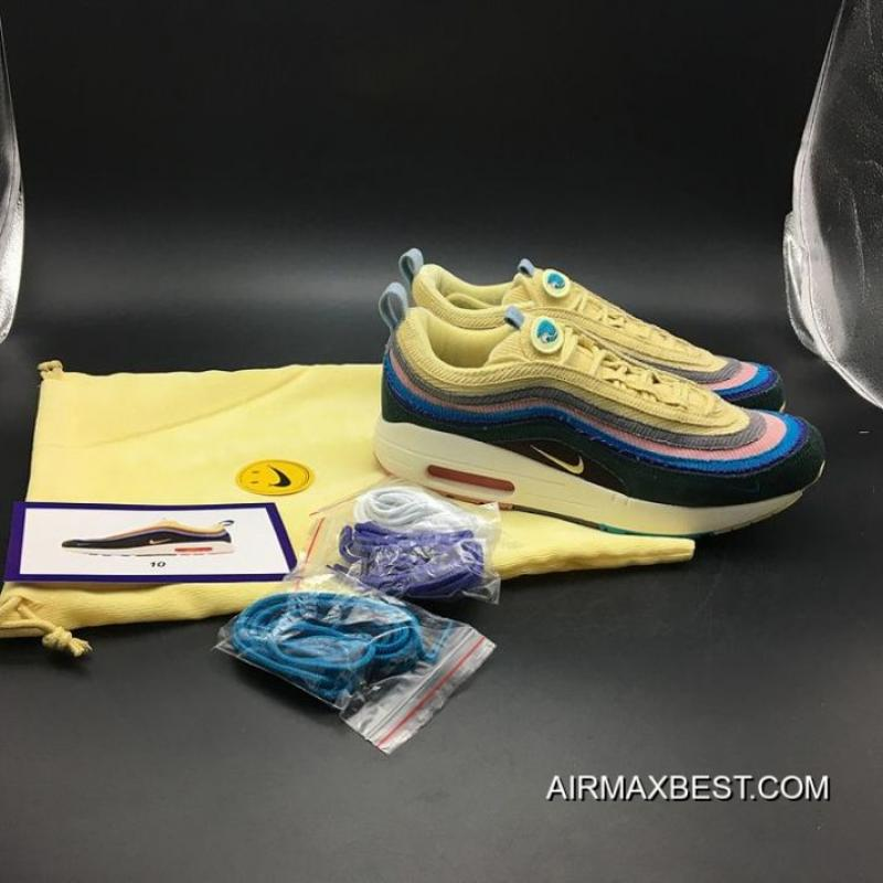Best Free Shipping Women Sean Wotherspoon Nike Air Max 971