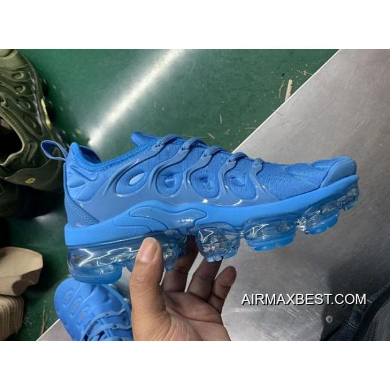 nike air vapormax plus verde
