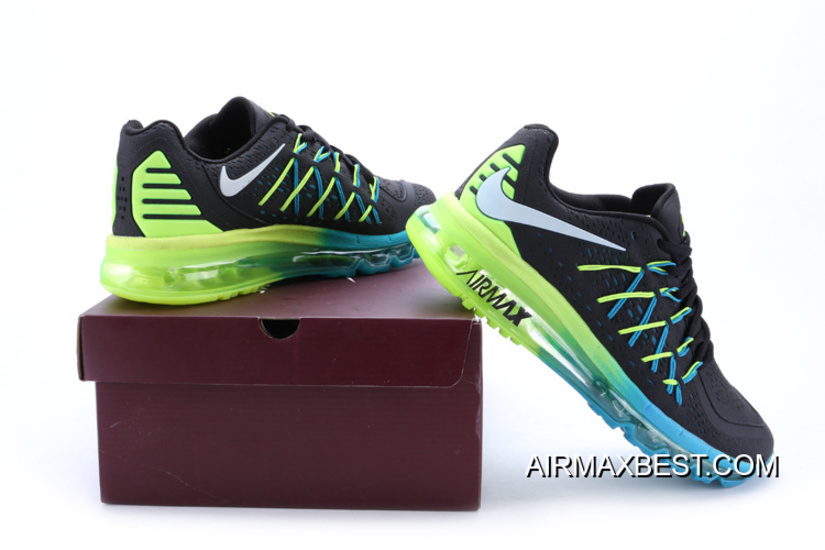 Men Nike Air Max 2015 Running Shoe SKU:74868 215 Top Deals