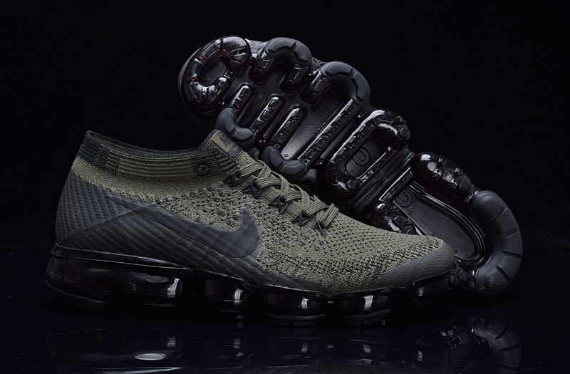 best sneakers 72d45 c2219 Men Nike Air VaporMax 2018 Flyknit Running Shoes SKU 61769-245 Best Free  Shipping