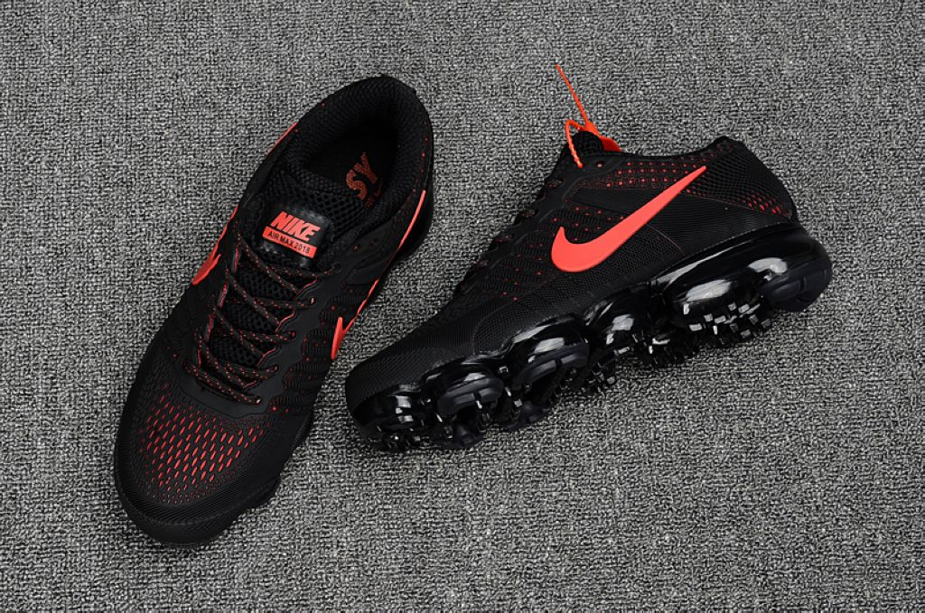 check out 04462 6cf07 Men Nike Air VaporMax 2018 KPU Running Shoes SKU:183287-268 Best Latest
