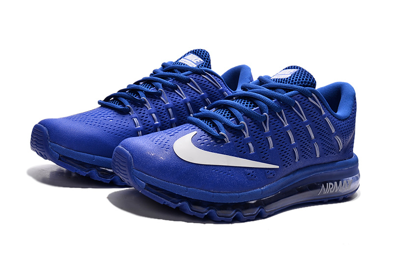 Men Nike Air Max 2016 Nanotechnology KPU Running Shoes SKU:174879 214 Best Top Deals