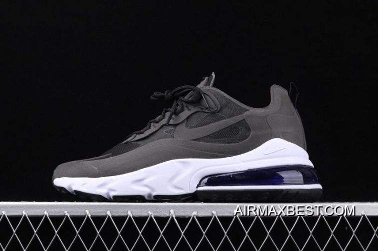 270 Black Mens Outlet React Max Shoes Air Running Nike