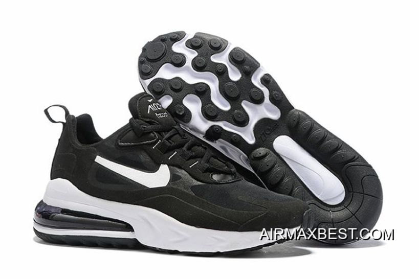 New Style Men Nike Air Max 270 React Running Shoes SKU123069,381
