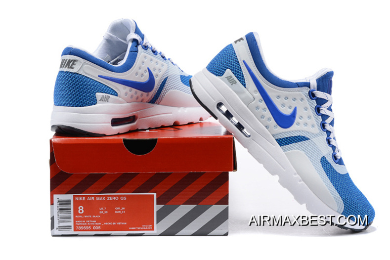 Best New Year Deals Men Nike Air Max Zero Running Shoes SKU:175199 299