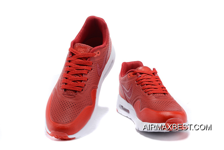 Men Running Shoes Nike Air Max 1 Ultra Moire SKU:172382 302 Online