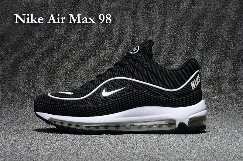 Best New Year Deals Men Nike Air Max 98 KPU Running Shoe SKU:23286-207