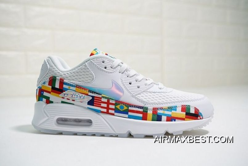 Women Nike Air Max 90 Sneakers SKU:88850 279 New Style