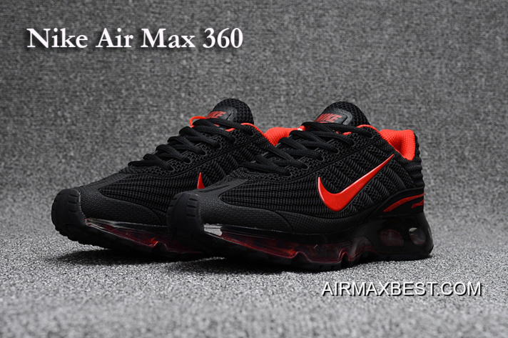 New Release Women Nike Air Max 360 Sneakers KPU SKU:975 205
